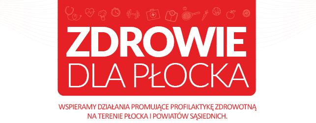Rozszerzenie działań zdrowotnych dla mieszkańców Płocka