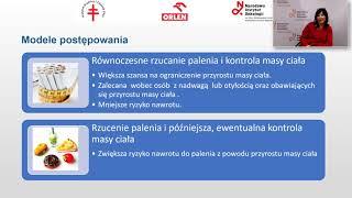 6. Rzucenie palenia a utrzymanie prawidłowej masy ciała-Irena Przepiórka