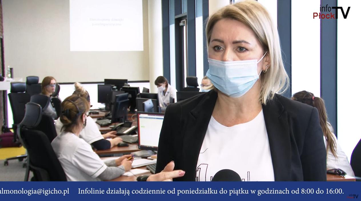 Kompleksowa profilaktyka, diagnostyka i leczenie nowotworów oraz chorób układu oddechowego mieszkańców Płocka i powiatu płockiego